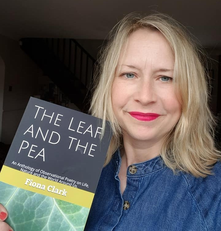 headshot leaf and the pea